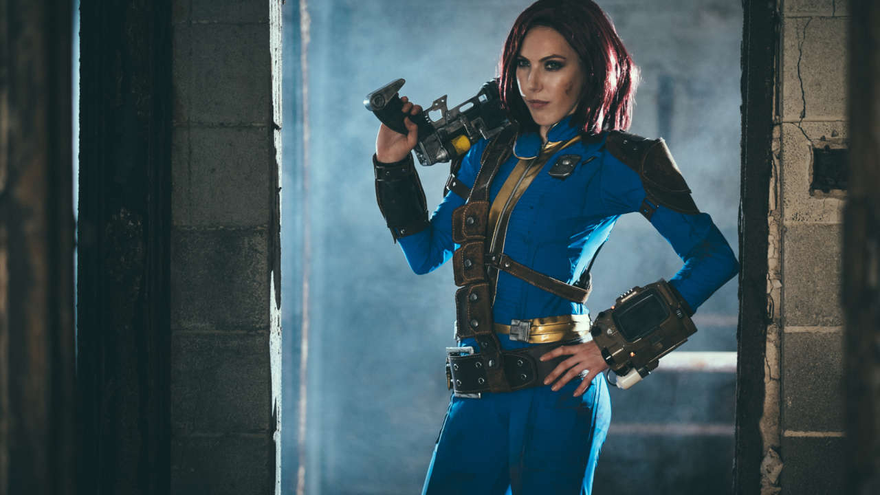 Cosplay sexy fallout Fallout Cosplay