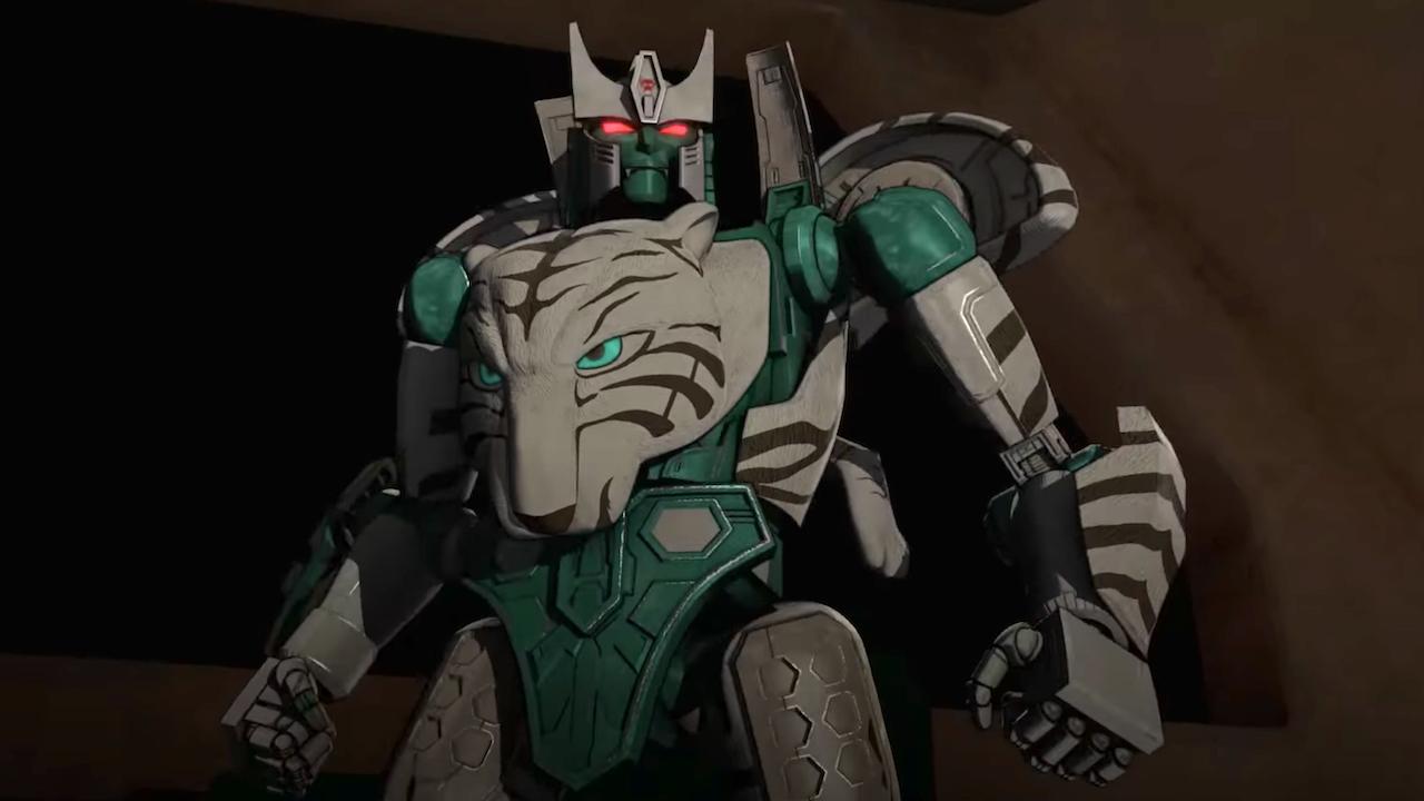 Netflix's Transformers War for Cybertron: Kingdom Trailer ...