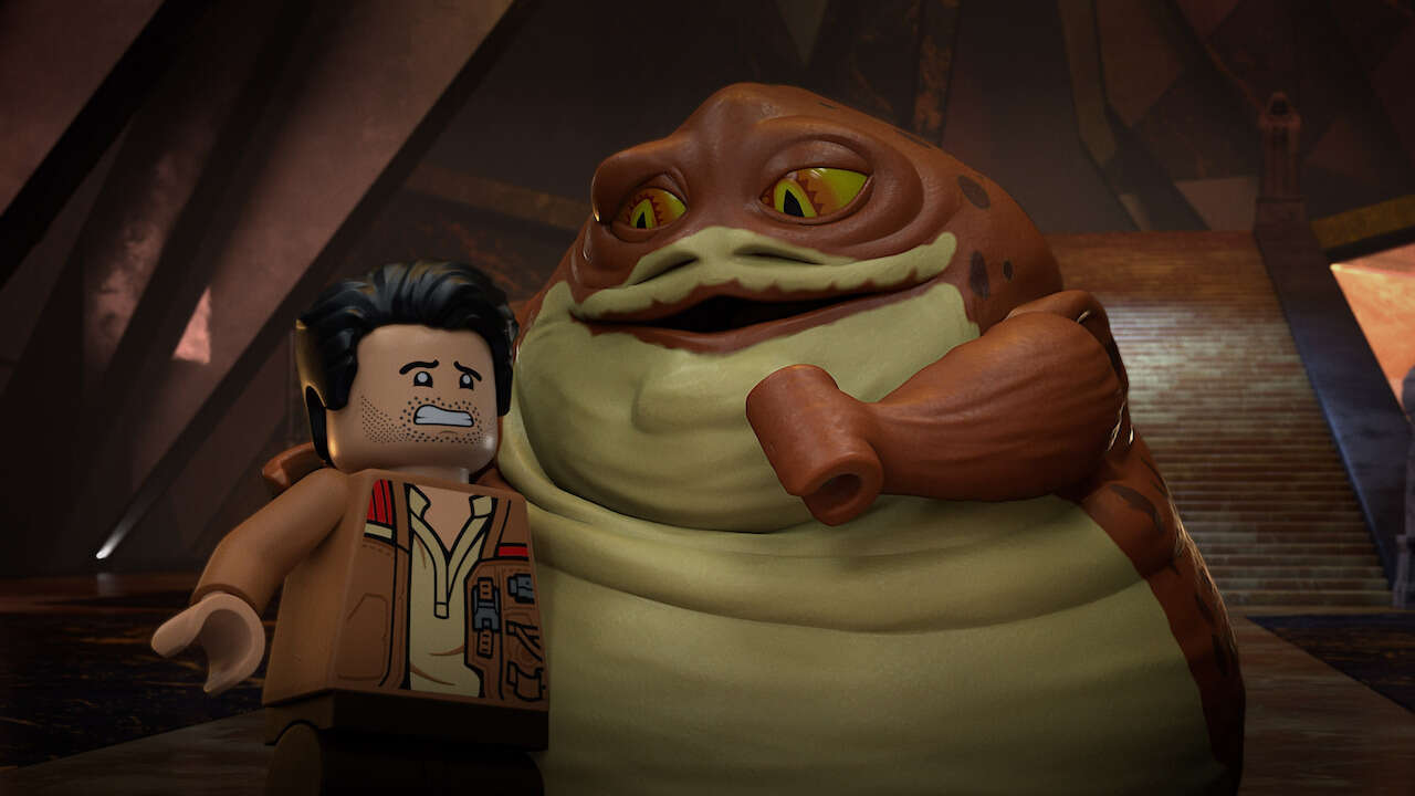Photo of Lego Star Wars Terrifying Tales Gets Funny, Spooky Trailer, Hits Disney Plus In October