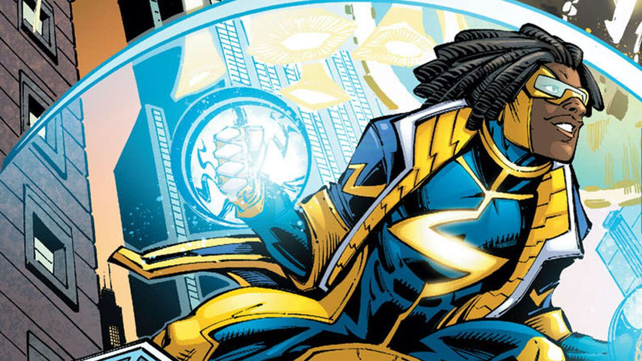 Michael B. Jordan Gives Update On DC's Static Shock Movie, How The Character Inspired Him