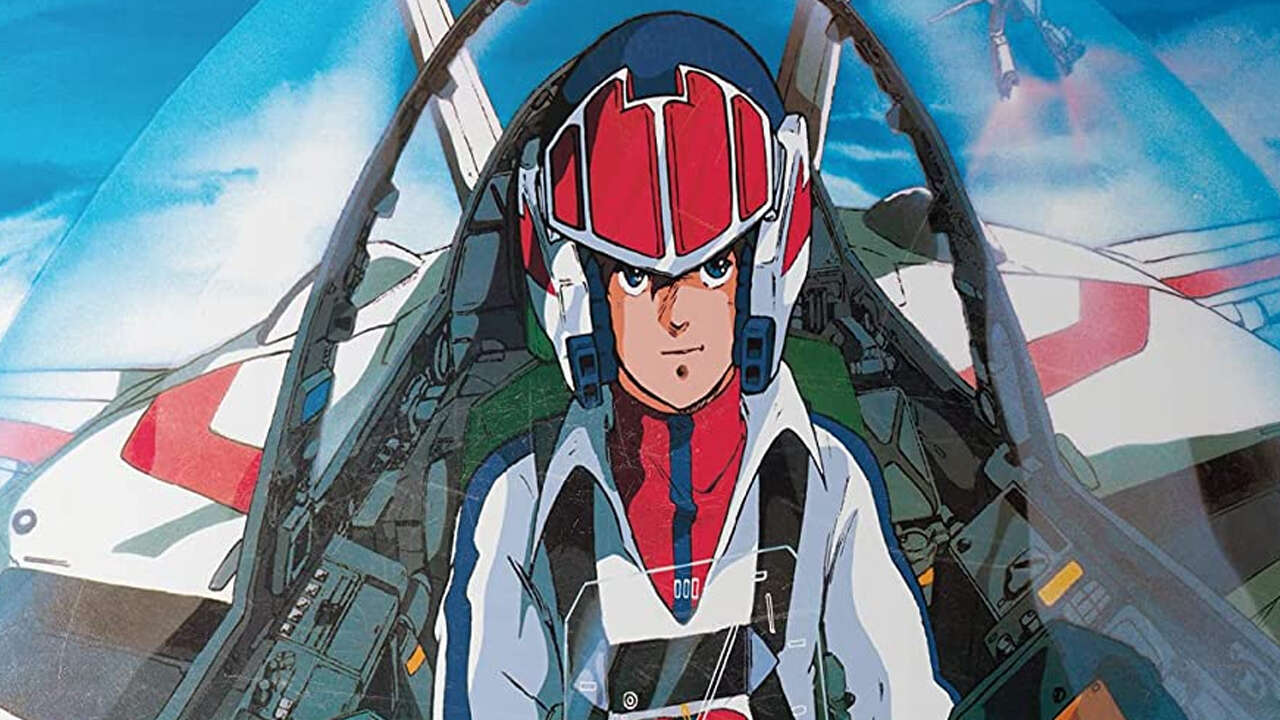 Robotech Getting Digital HD Remaster, Streaming On Funimation Later This Year - GameSpot