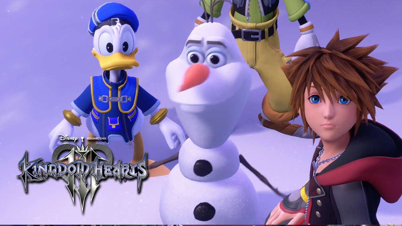 Kingdom Hearts 3 Goes Deeper Into Disney's Worlds Than Some Of The Movies   E3 2018