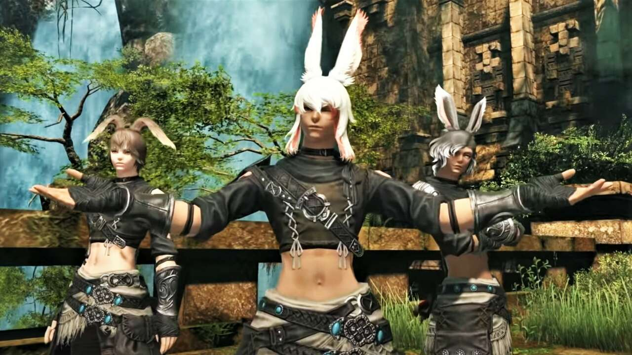 Final Fantasy Xiv Adds The Male Viera Bunny Boys To The End Walker Later Female Hrothgar Jioforme
