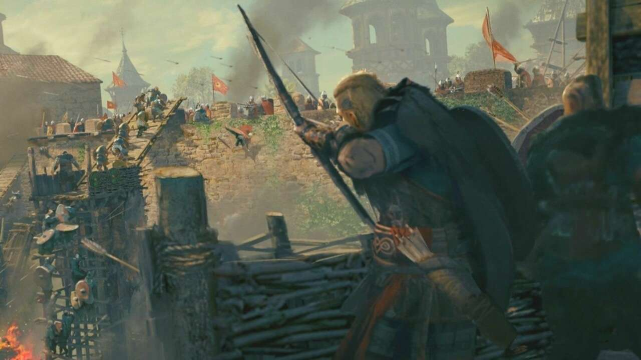 Assassin's Creed Valhalla The Siege Of Paris DLC Brings Back Unity's Black Box Missions