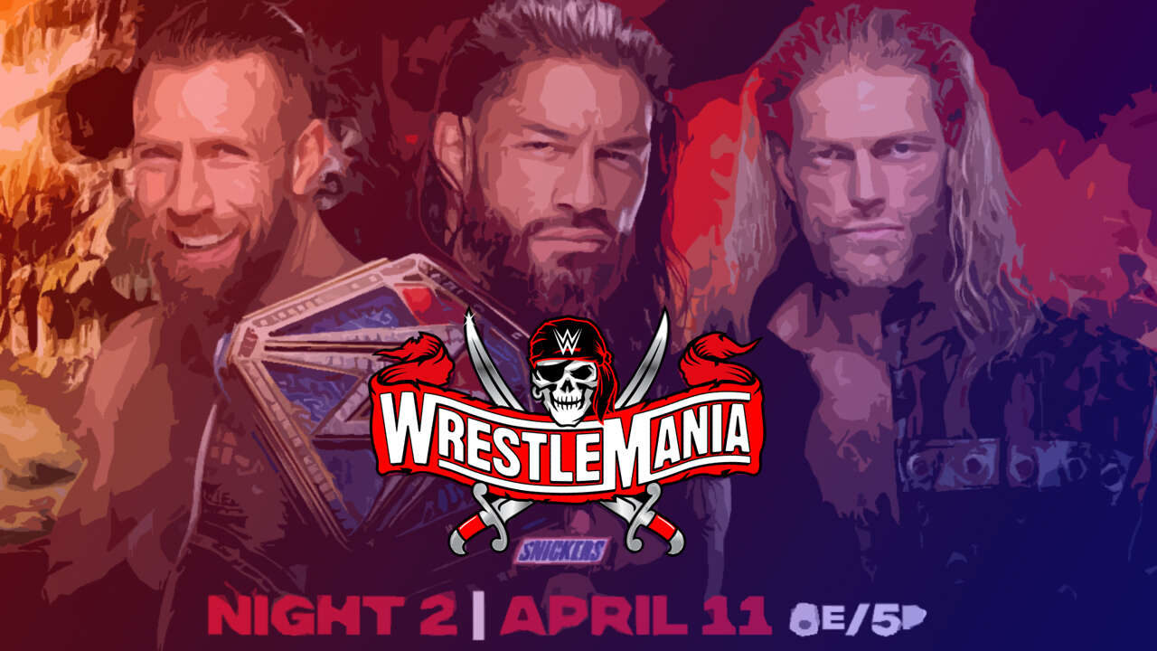 Wrestlemania 37 Night 2 Results, Match Ratings, And Review