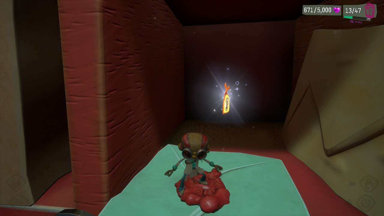 Psychonauts 2 Tomb Of The Sharkophagus Collectibles Guide