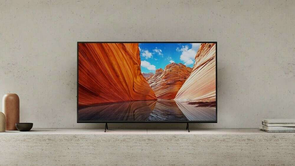 Save $200 On This 55-Inch Sony 4K TV Today