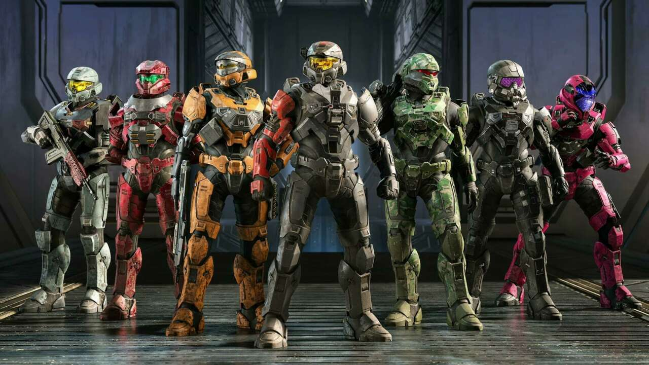 Halo Infinite Beta Players Are Already Competing For High Scores Using The Academy