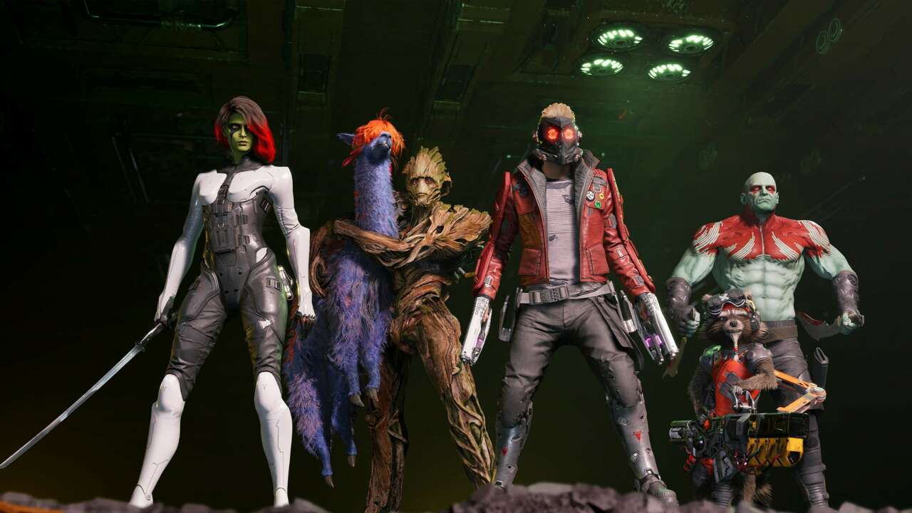 Marvel's Guardians Of The Galaxy Review - Shot Through The Heart
