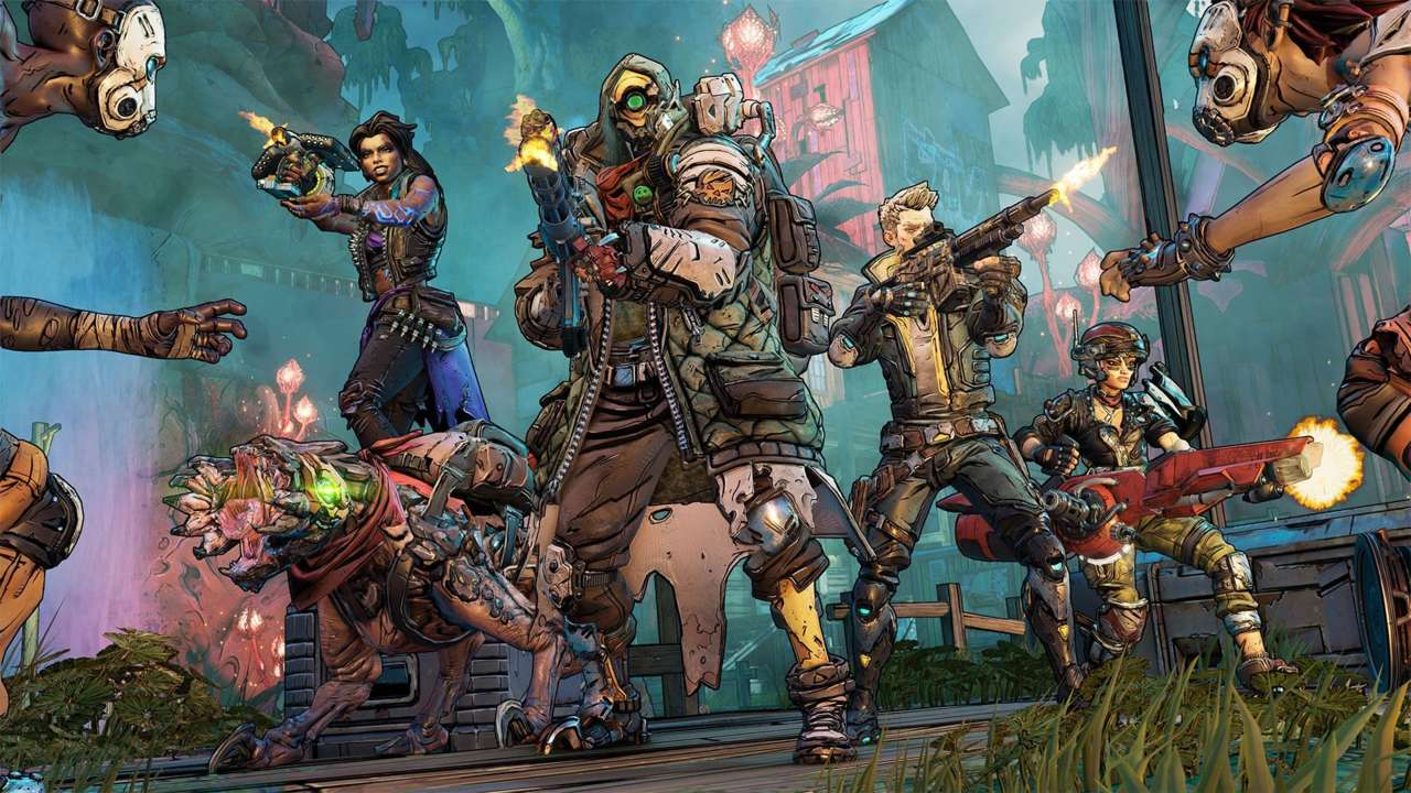 Several Borderlands 3 Developers Have Left Gearbox To Work On A New Project