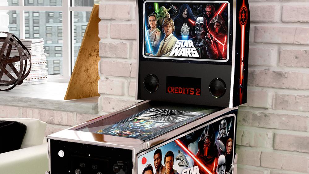 Arcade1Up Star Wars Pinball Review: Close To The Real Thing
