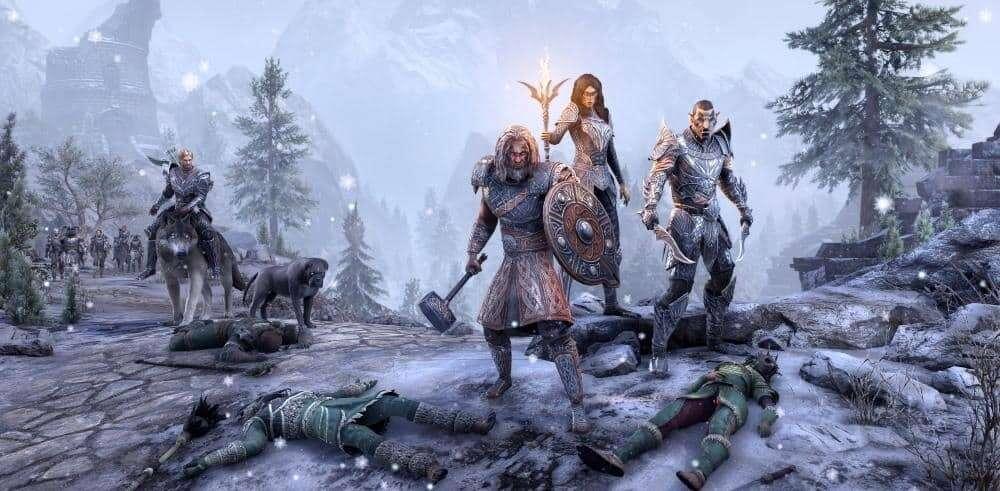 Massive The Elder Scrolls Online Blackwood Update Adds Companions, New Chapter, Weebit Gamer , weebitgamer.com
