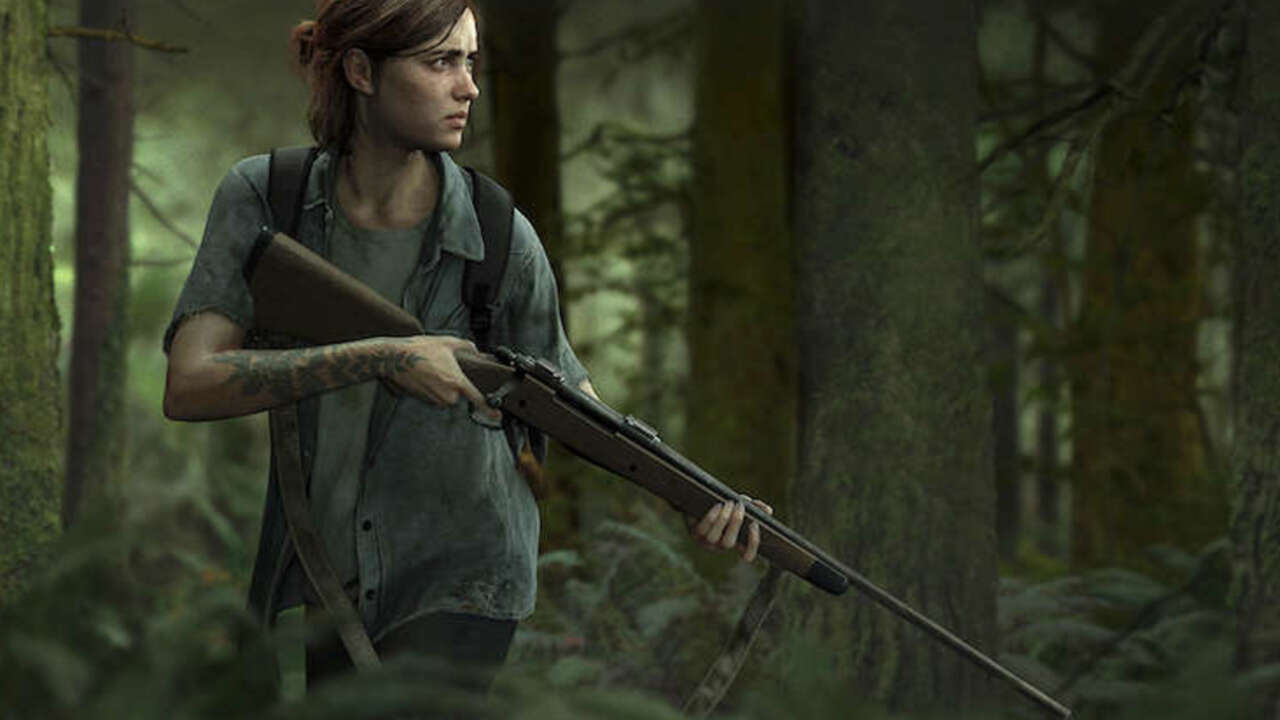 The Last Of Us Part 2 Fan Digs Up Unused Dialogue Between Ellie And Joel - GameSpot