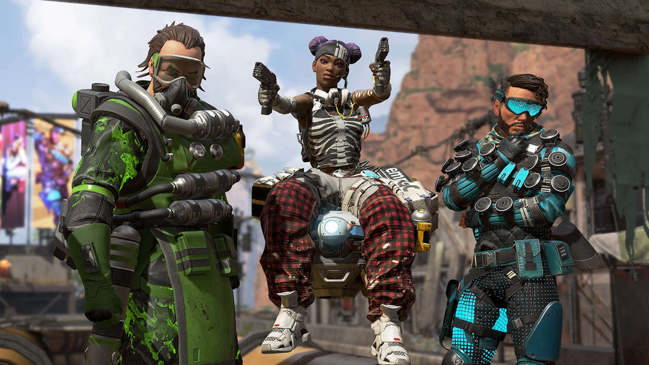 """Apex Legends Emergence Will Explore """"Other Ways"""" Of Telling A Battle Royale Story"""