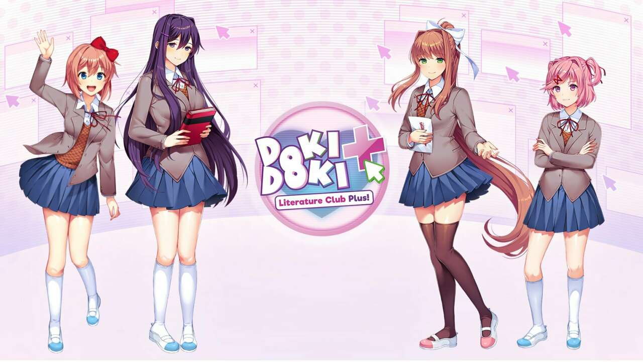 Doki Doki Literature Club Plus Announced For Consoles And PC