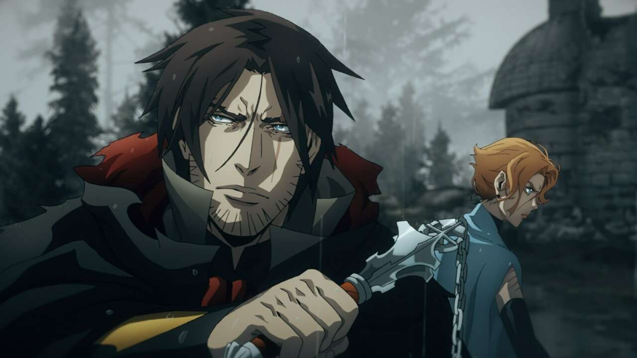 Netflix's Castlevania Season 4 Images Show A World On The Edge