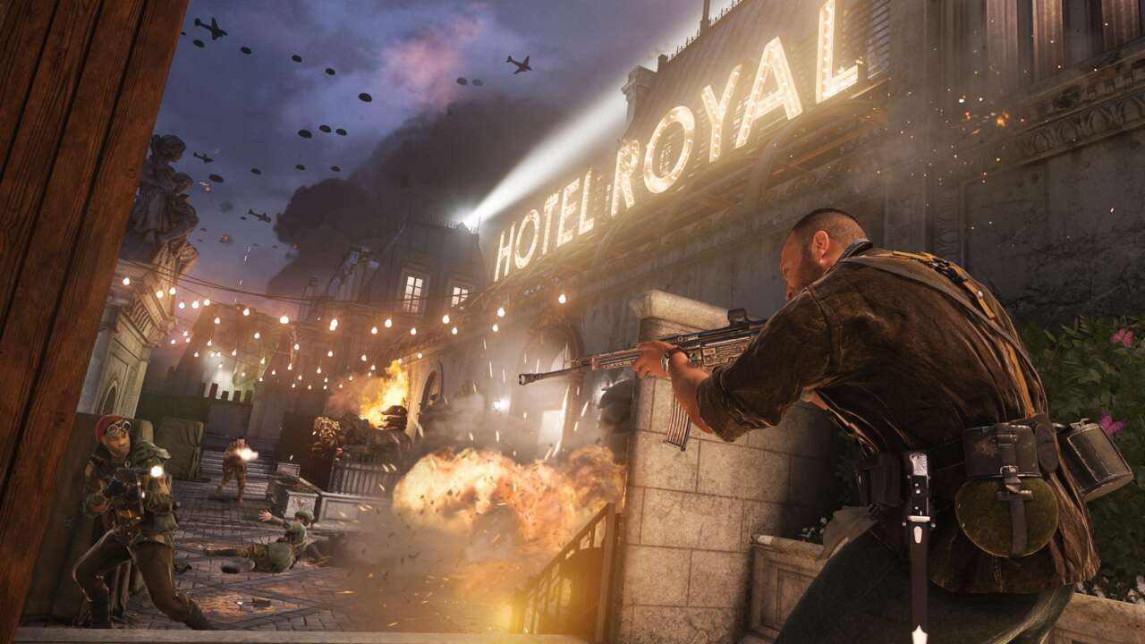 Hackers Are Already Invading Call Of Duty: Vanguard - GameSpot