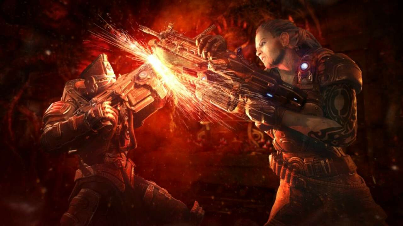 Gears 5 Operation 8 Will Add Custom Game Support For Previous Horde Mode Events
