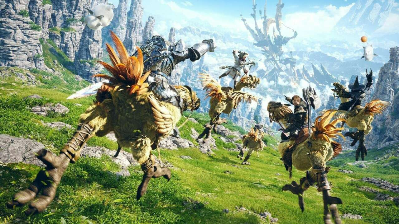 Final Fantasy 14's Most Popular Data Center Is No Longer Allowing New Characters