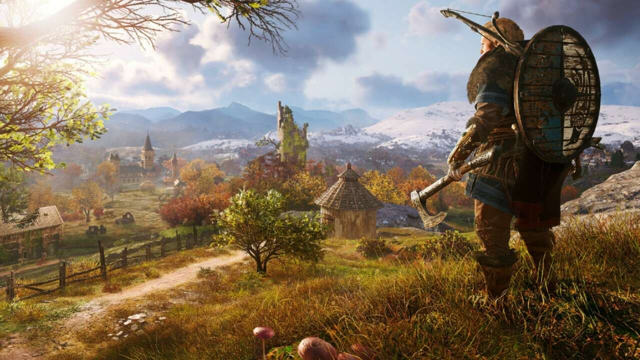 Assassin's Creed Valhalla Free Discovery Tour DLC Arrives October 19