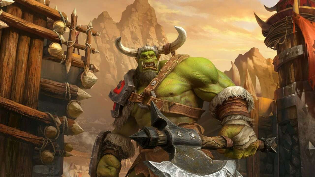 """Blizzard Removes Most """"Greenskin"""" References In World Of Warcraft"""