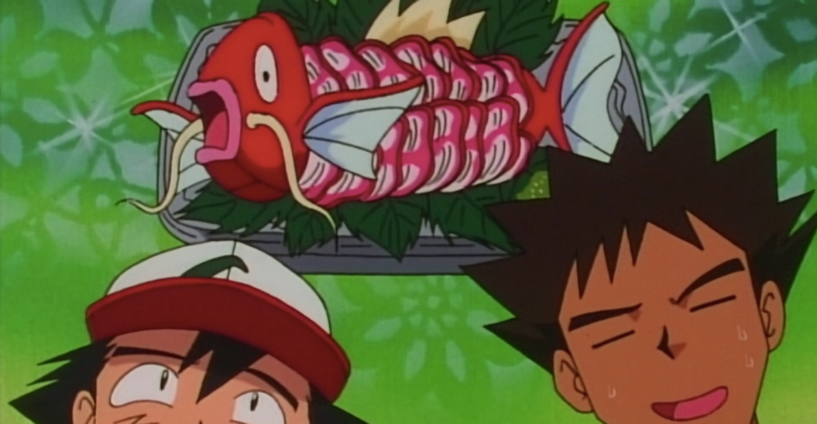 Do People Eat Pokemon? 13 Examples From The Anime Of Eating Pokemon (Or  Real Animals) - GameSpot