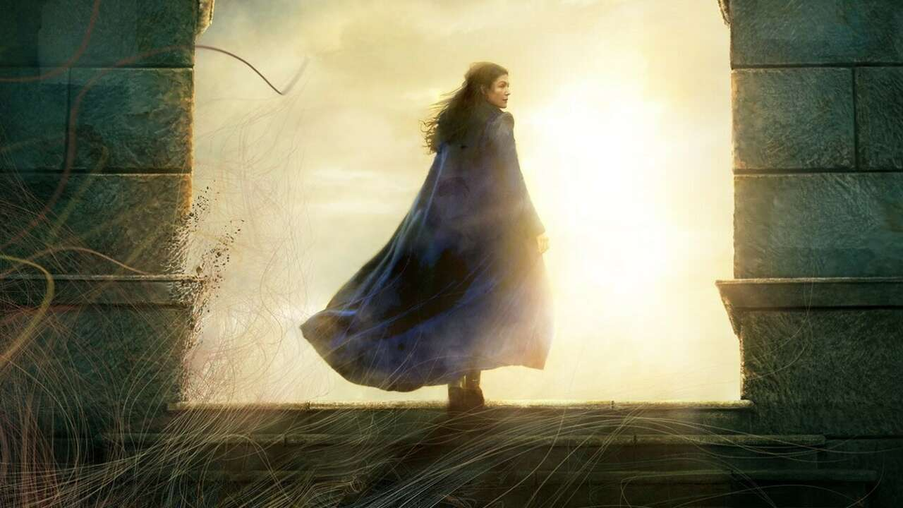 Wheel Of Time's Release Date And First Poster Revealed During Comic-Con