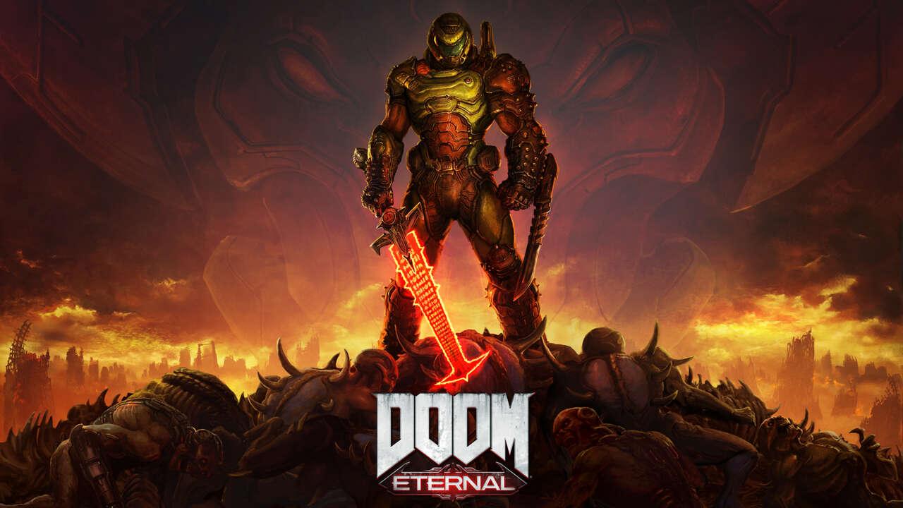 Doom Eternal Next-Gen Upgrade Hits Next-Gen Consoles And PC June 29