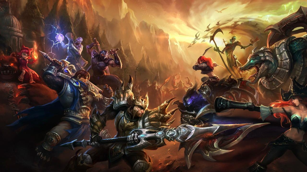 League of Legends PC News   PCGamesN