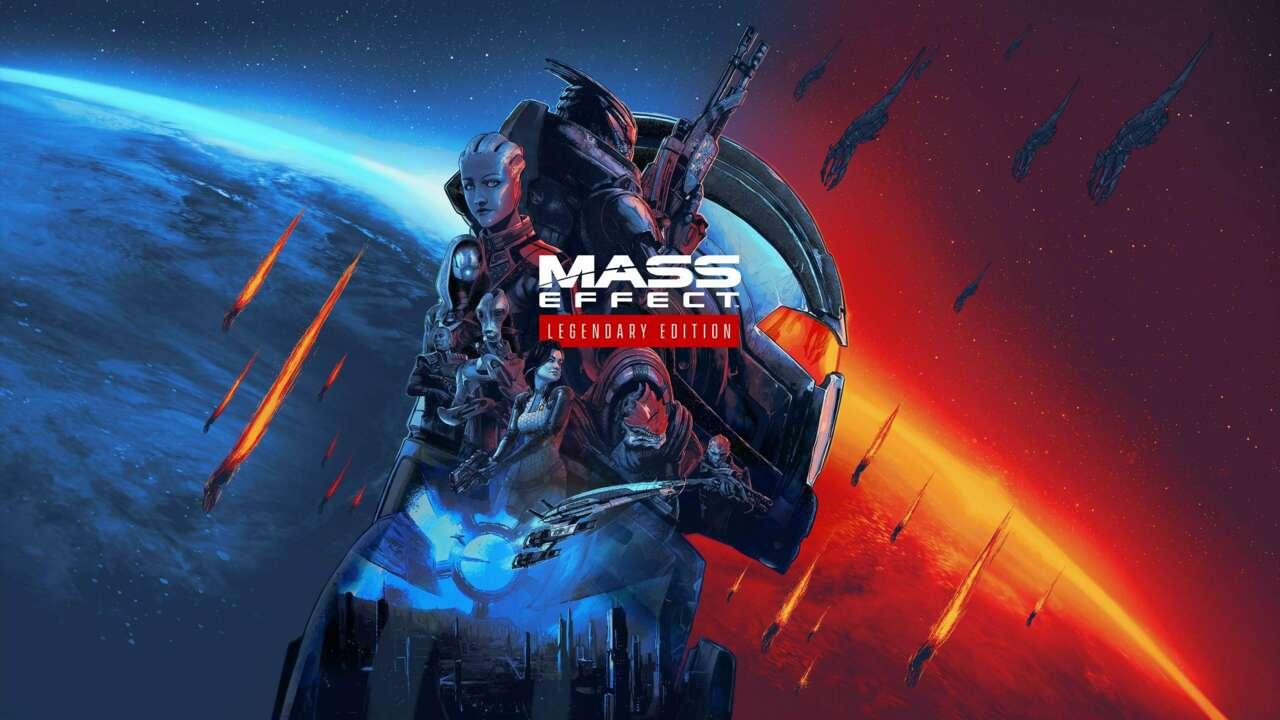 Mass Effect: Legendary Edition Review In Progress