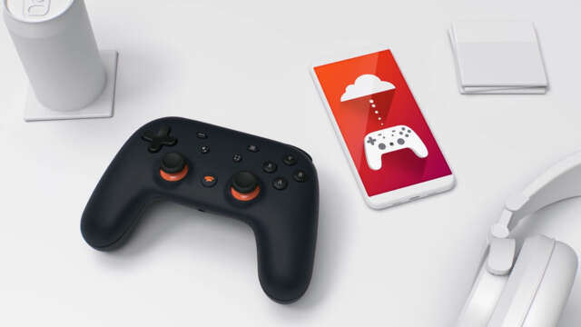 "Stadia Is ""Alive And Well"" With Over 100 New Games Launching This Year, Google Says"