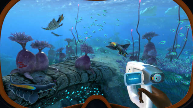 Subnautica: Below Zero And Free Subnautica Update Out Now