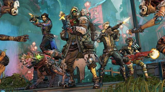 New Borderlands 3 Update Adds Cross-Play And Increases Level Cap