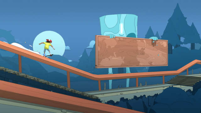 OlliOlli World Evolves Roll7's Skating Games With Story, Exploration, And Gorgeous Visuals