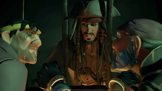 Sea Of Thieves' A Pirate's Life Expansion Is More Than Pirates Of The Caribbean Cosplay