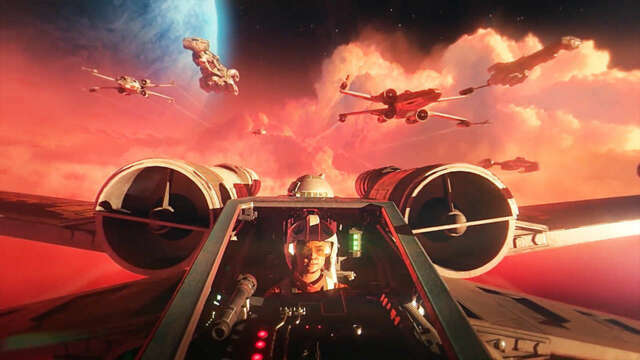 Xbox Live May The 4th Sale: Star Wars Squadrons, Knights Of The Old Republic, And More