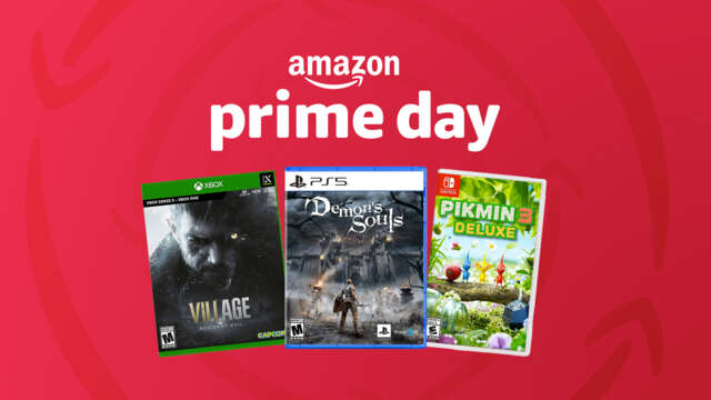 Best Prime Day Game Deals 2021: Nintendo Switch, PlayStation, And Xbox Games