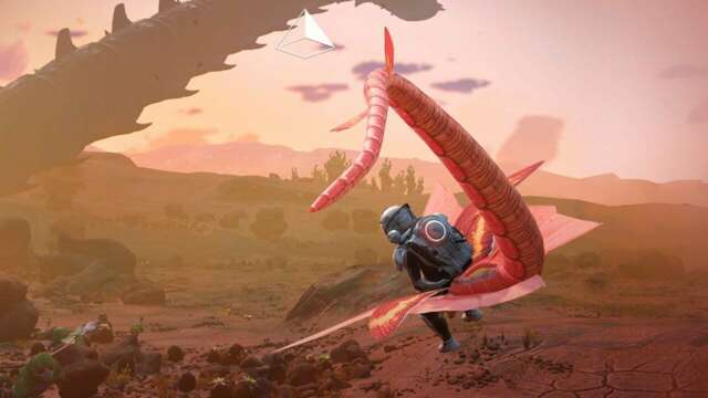 No Man's Sky Update 3.53 Patch Notes Include Better Explosions