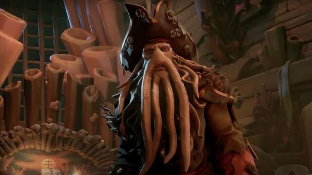 Sea Of Thieves Developer Worked Hard To Keep Pirates Of The Caribbean Crossover Secret