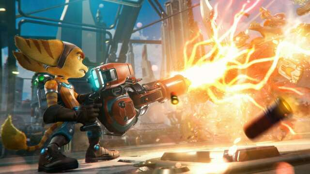 New Ratchet & Clank: Rift Apart Trailer Brings The Boom