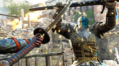 BEST OFFICE WARRIOR - For Honor Duel Let's Play