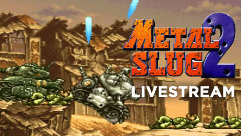 Metal Slug 2 Makes Its Way To The Switch