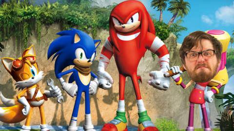 Feedbackula - Sonic Boom Belligerence!