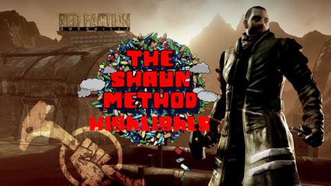 Red Faction: Guerilla Highlights - The Shaun Method