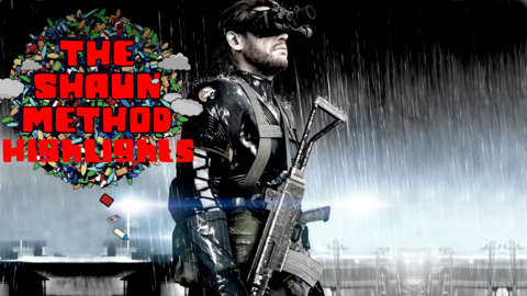 Metal Gear Solid V: Ground Zeroes Highlights - The Shaun Method