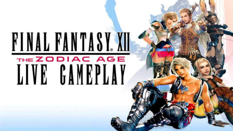 Final Fantasy XII The Zodiac Age - Hunting Marks On Launch Day