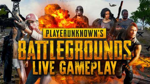 Playerunknown's Battlegrounds Extravaganza
