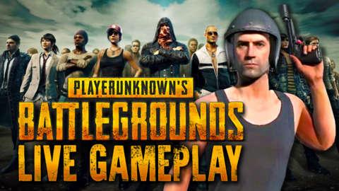 Playerunknown's Battlegrounds: Return to Death City Livestream