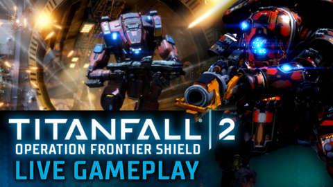 Titanfall 2's New Co-Op Horde Mode Livestream