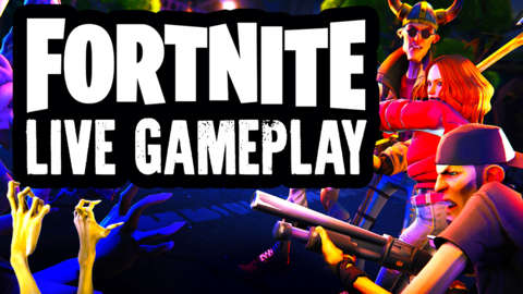 Epic Soldiers and Crazy Forts in Fortnite